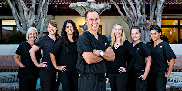 Mark C Waring DDS Periodontist Implants Staff Team Favorites 0065